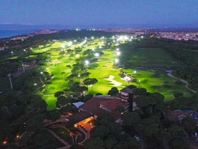 Golf Sahası Aydınlatması
