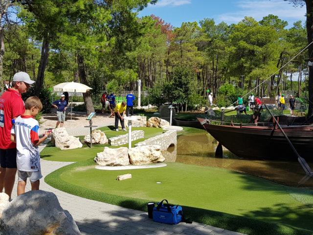 Çin'de Mini Golf Federasyonu Kuruldu
