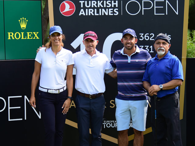 Turkish Airlines Open Pro – Am 1. gün