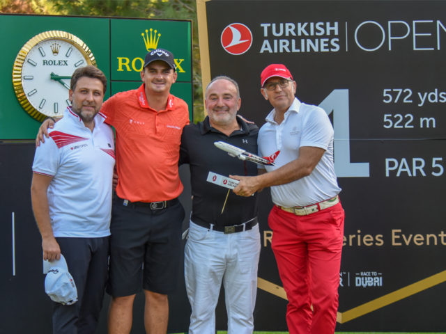 Turkish Airlines Open Pro – Am 2. gün