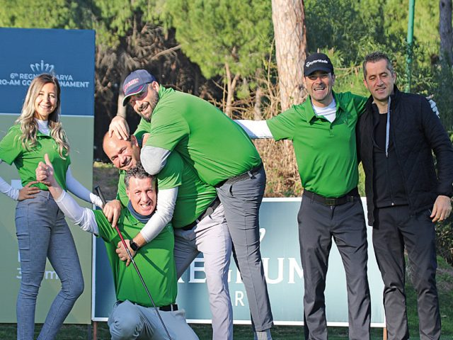 Regnum Carya Pro-Am Golf Turnuvası