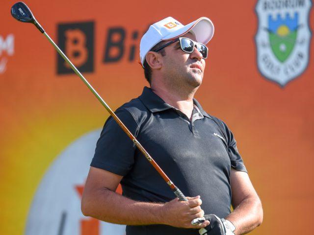 Bitci Golf Turnuvası Şampiyonu Mustafa Mazman
