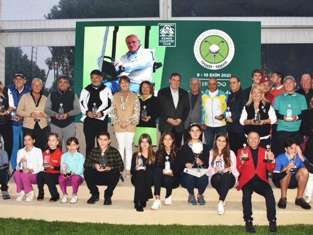 Erdoğan Demirören Golf Cup 2021